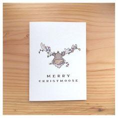 38 ideas funny christmas ecards diy products for 2019 Christmas Card Puns, Christmas Cards Drawing, Christmas Ecards, Christmas Moose, Funny Christmas Gifts, Christmas Diy, Christmas Card For Boyfriend, Funny Xmas Cards, Christmas Design