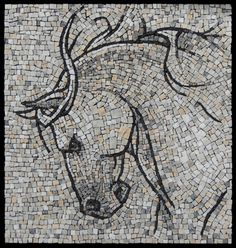 Sandra Groeneveld's lates mosaic - her work is awesome - it is for sale, so check it out!  kalideco:decorative - BOrocks!