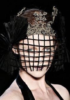 Headgear Raven Queen, Headgear, Halloween Face Makeup, Womens Fashion, Originals, Masks, Design Ideas, Art, Headdress