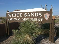 white sands national monument in New mexico USA. You can sled on the white sand!!!