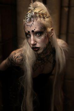 By Paradoxal Studio / Model Jack Eles