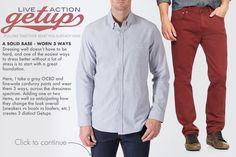 Twenty Jeans OCBD Shirt $30