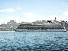 Viking plans a 141-day cruise around the world, hitting visiting five continents and 66 cities.