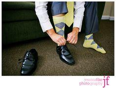 Ty's socks