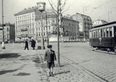 Praterstern Old Photographs, Vienna Austria, Street View, History, Vintage, Modern Pictures, Historia, Old Pictures, Vintage Comics