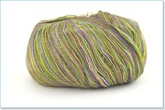 Juniper Moon Farm - Findley Dappled yarn