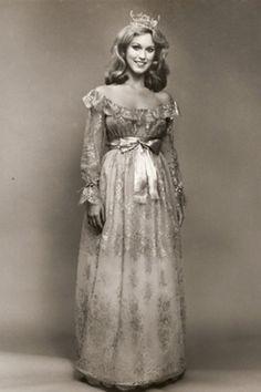 Miss America 1977, Dorothy Benham (Minnesota).  Miss South Carolina, Lavinia Merle Cox, was first runner-up.