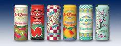 Try every flavor of Arizona Tea