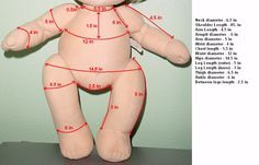 my child doll dimensions - Google Search