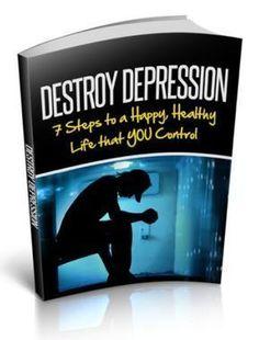 The Destroy Depression System PDF Book Full Download Free