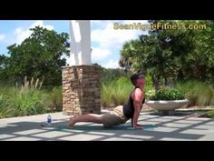 25 minute Yoga Weight Loss Workout - Home Exercise Routine