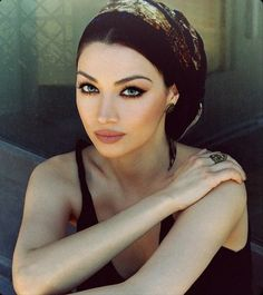 she is one of the most beautiful/gorgeous women in the world Claudia is an actress, dialect coach, model… Persian Beauties, Exotic Beauties, 10 Most Beautiful Women, Beautiful Gorgeous, Beauty Makeup, Hair Makeup, Eye Makeup, Persian Girls, Sheer Beauty