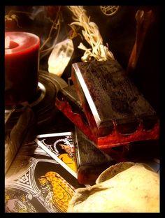 SEANCE SOAP to Awaken the Spirit - Sage, Clove, Frankincense, Patchouli, Ylang Ylang and Sandalwood