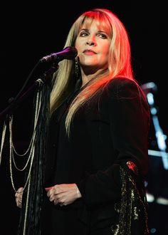 A recent shot of Stevie. Stunning.