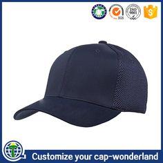 6336b5d94dc Wholesale Design Your Own Custom Unisex Blank Fitted Flexfit Baseball Caps
