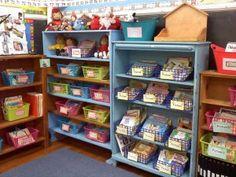 Ms Sheats first grade classroom