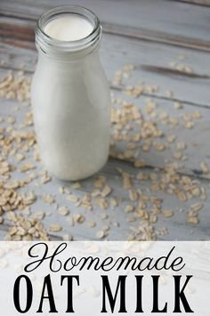 Homemade oat milk is a dairy free, nut free, gluten free milk alternative! Store bought organic oat milk costs about $0.83/cup. Homemade organic oat milk comes to around $0.16/cup. Talk about cheap!