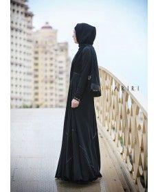 SONDOS ABAYA | Anna Hariri