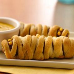 Crescent Mummy Dogs   Spoonful