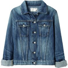 Rag & Bone / Jean Denim & Knit Jacket