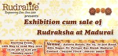 Rudralife Exhibitions in #Madurai May,2016