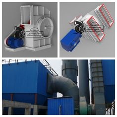 Industrial Fans and Blowers Manufacturer Axial Flow Fan, Centrifugal Fan, Industrial Fan, International Trade, Fans