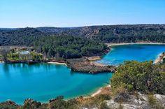 Entrelagunas   Betweenlakes  Laguna Redondilla y laguna Lengua #photography