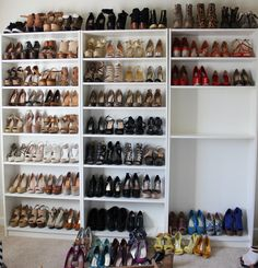 I want my shoes to look like Mimi's.