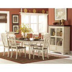 Ohana Rectangular Dining Room Set   Homelegance Furniture   Home Gallery Stores