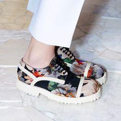 Acne Studios Pre-Fall shoe collection. Shop online at acnestudios.com. #acnestudios #preaw13 #laurablackflower