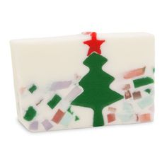Holiday Christmas Tree Bar Soap by Primal Elements