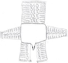 Joining sweater parts at the underarm: Here comes the fun! Knitting For Charity, Baby Knitting, Crochet Baby, Knit Crochet, Barbie Knitting Patterns, Knitting Designs, Knitting Projects, Baby Patterns, Knit Patterns