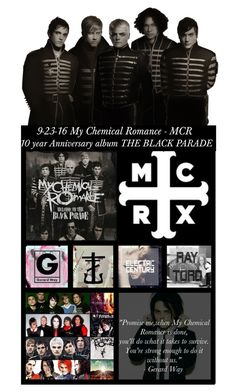 """""""My Chemical Romance (MCR) Gerard way"""" by irresistible-livingdeadgirl ❤ liked on Polyvore featuring art, mcr, hottopic, mychemicalromance, mychem, emo, gerardway, frankiero, frerard and music"""