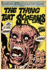 Jack Kirby   THE WINER