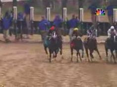 Amazing, Heroic 2009 Kentucky Derby Overhead Replay - Mine that Bird - this is the most amazing sports event I have ever seen. It had me on my feet screaming at the TV and I still get that frisson of thrill when I watch it.
