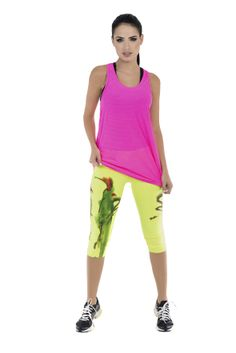 SWEAT-ROPA DEPORTIVA Leggings estampados!