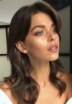 Pinterest: DeborahPraha ♥️ Highlighter #makeup