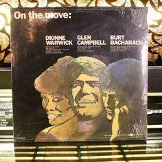 On The Move - Dionne Warwick, Glen Campbell, Burt Bacharach