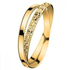 alliance mariage femme or jaune
