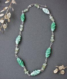 The Spiral Beads. 2 | by Annie Bimur