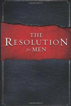The Resolution for Men by Stephen Kendrick, http://www.amazon.com/dp/1433671220/ref=cm_sw_r_pi_dp_GeScqb0Z7RWZG  $10.19