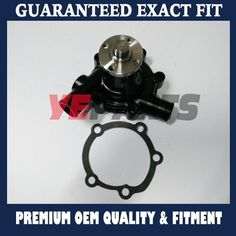 60.00$  Buy now - http://aliysm.worldwells.pw/go.php?t=32475701954 - Engine Water Pump 129001-42005 129327-42100 for Komatsu 3D84 3D84-1F 3D84-1GA Mini Excavator & Wheel Loader
