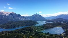Cerro Campanario, Bariloche, Patagonia Argentina