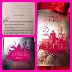Traumsplitter von Tanja Heitmann - Eine Villa und gefährliche Träume sind der Stoff aus dem dieses wunderschöne Buch ist.  #silber #tanjaheitmann #traum #villa #buch #bücher #lesen