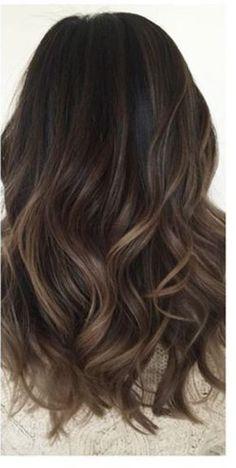 cool 38 Top Balayage Dark Brown Hair Balayage Hair Color Ideas