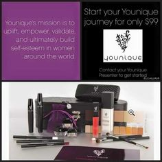 Younique products are all natural. www.youniqueproducts.com/BeckyWhited