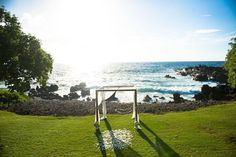 Oceanfront Maui Wedding Venue - Kukahiko Estate, Maui, Hawaii - Private Estate - Bliss Wedding Design & Spectacular Events