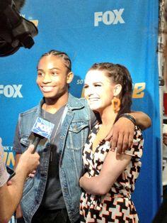 Fik-Shun and Amy on 7/9/13....winners of so you think you can dance season 10!!!