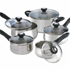 Lagostina Ticino Cookset, Selected Frypans or Wok