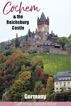 When you think of Germany, you undoubtedly imagine castles like Schloss Neuschwanstein or half-timbered towns… Cities In Germany, Visit Germany, Germany Castles, Germany Travel, Fun Facts About Mexico, Holidays Germany, Rothenburg Ob Der Tauber, California, Nightlife Travel